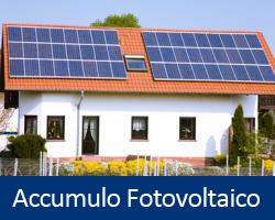 Batteria Accumulo Fotovoltaico