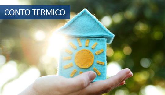 Pannello Solare Termico Gse : Conto termico gse incentivi energia come