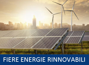Fiere fonti rinnovabili energia
