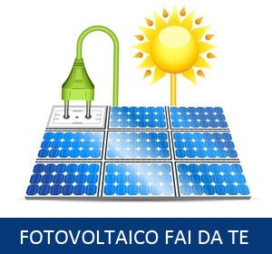 Pannelli solari casa: Fotovoltaico kit fai da te