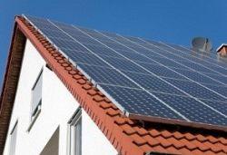 impianto fotovoltaico su tetto casa