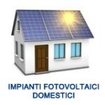 Impianti Fotovoltaici Domestici