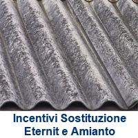 Incentivi Sostituzione Amianto Eternit