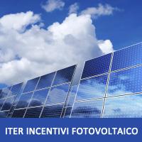 Iter Incentivi sul Fotovoltaico