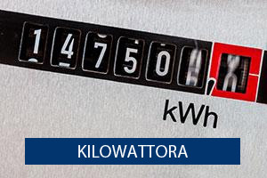 Kilowattora kWh