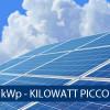 kWp fotovoltaico kilowatt picco