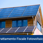 Trattamento Fiscale Impianti Fotovoltaici